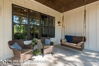 Modern Farmhouse Plan 14662RK Comes to life in North Carolina - photo 009