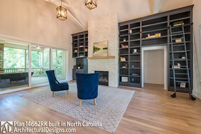 Modern Farmhouse Plan 14662RK Comes to life in North Carolina - photo 010