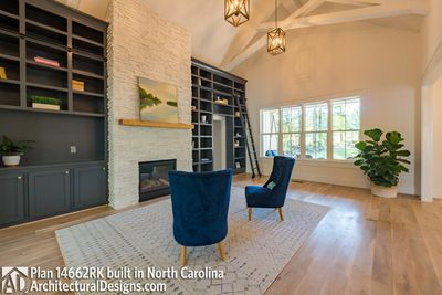 Modern Farmhouse Plan 14662RK Comes to life in North Carolina - photo 011