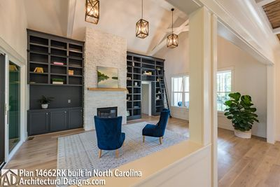 Modern Farmhouse Plan 14662RK Comes to life in North Carolina - photo 012