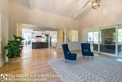 Modern Farmhouse Plan 14662RK Comes to life in North Carolina - photo 013