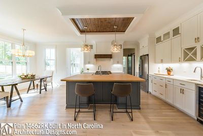 Modern Farmhouse Plan 14662RK Comes to life in North Carolina - photo 014