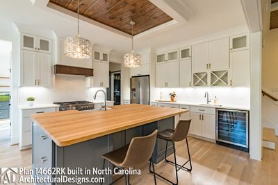 Modern Farmhouse Plan 14662RK Comes to life in North Carolina - photo 015