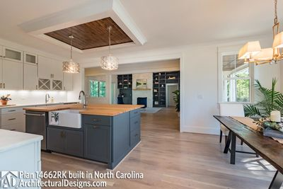 Modern Farmhouse Plan 14662RK Comes to life in North Carolina - photo 016