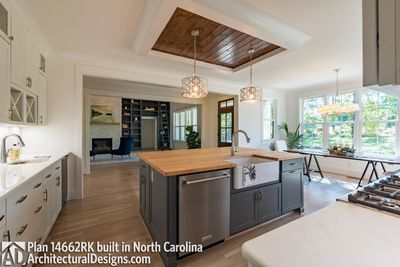 Modern Farmhouse Plan 14662RK Comes to life in North Carolina - photo 017
