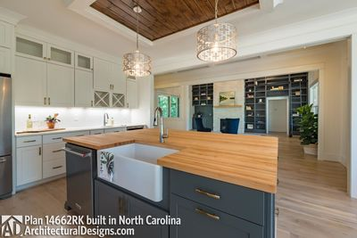 Modern Farmhouse Plan 14662RK Comes to life in North Carolina - photo 018