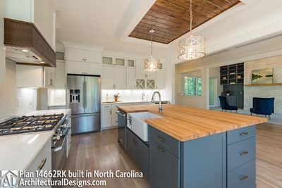 Modern Farmhouse Plan 14662RK Comes to life in North Carolina - photo 019