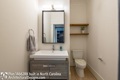 Modern Farmhouse Plan 14662RK Comes to life in North Carolina - photo 027