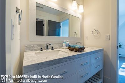 Modern Farmhouse Plan 14662RK Comes to life in North Carolina - photo 032