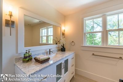 Modern Farmhouse Plan 14662RK Comes to life in North Carolina - photo 035