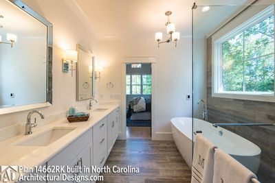 Modern Farmhouse Plan 14662RK Comes to life in North Carolina - photo 040