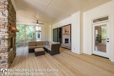 Modern Farmhouse Plan 14662RK Comes to life in North Carolina - photo 044