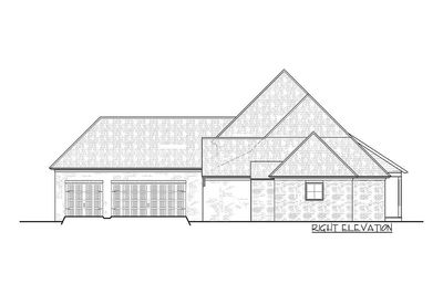 Acadian Beauty 510023wdy Architectural Designs House