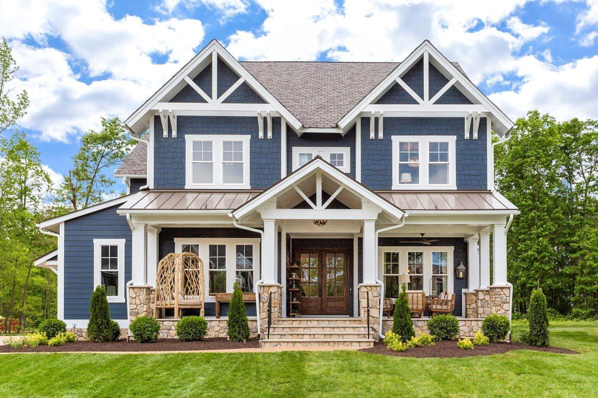 Exclusive House Plans - Architectural Designs