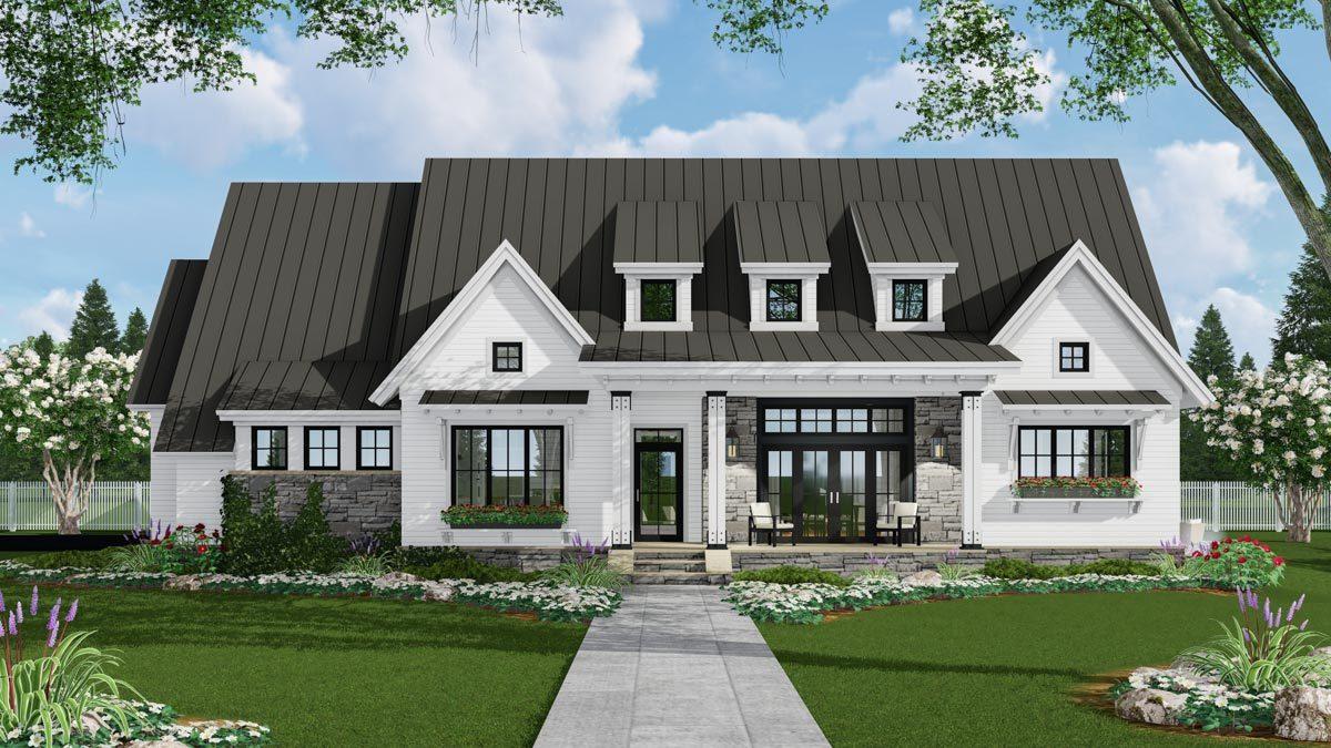 ArchitecturalDesigns.com. New House Plans