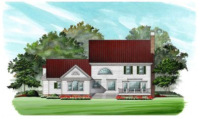 Southern Belle House Plan - 32501WP thumb - 15