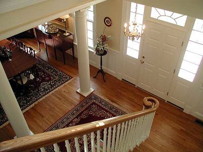 Colonial Home with 2-Story Family Room - 32562WP thumb - 09