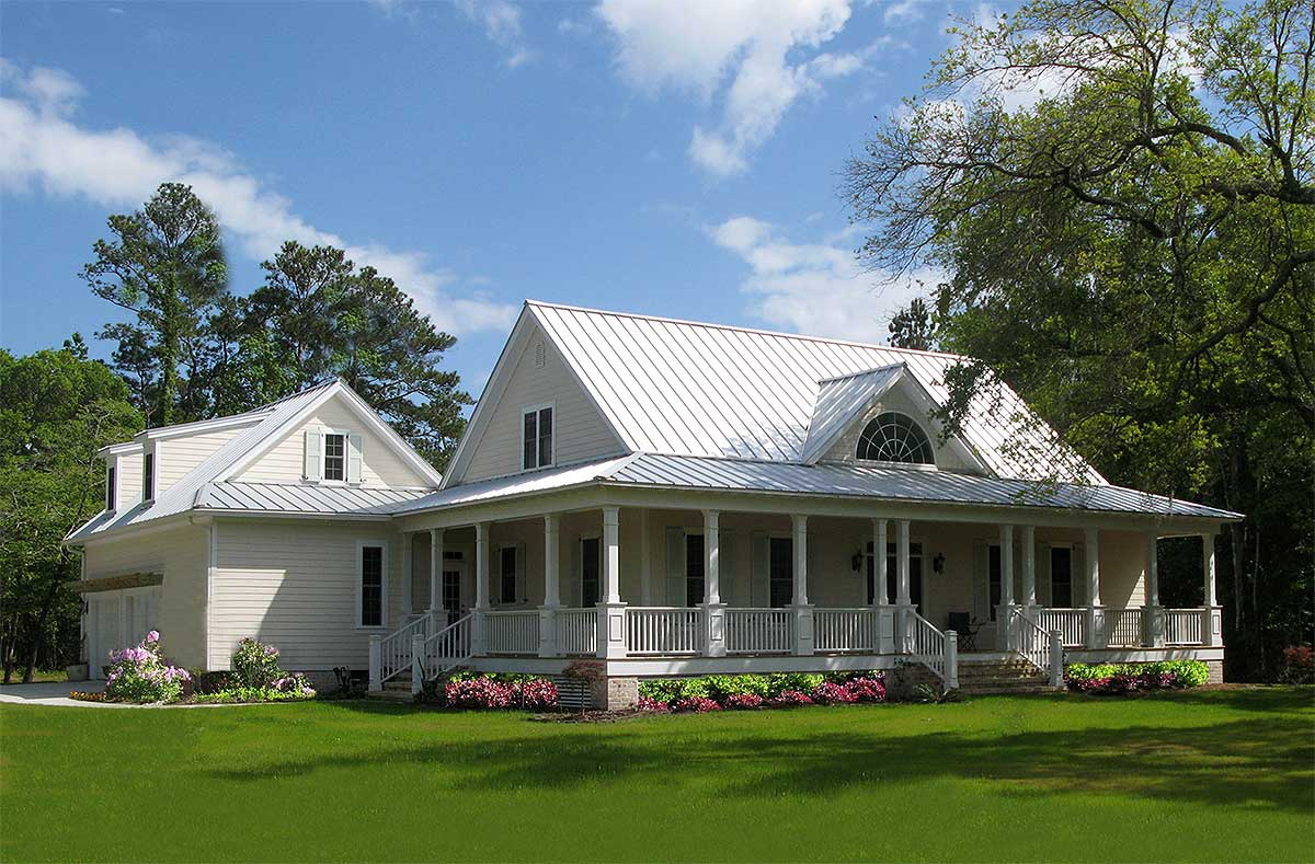 Country Home Design S2997l · Southern Sweetheart With Wraparound 32585wp  Architectural Part 78