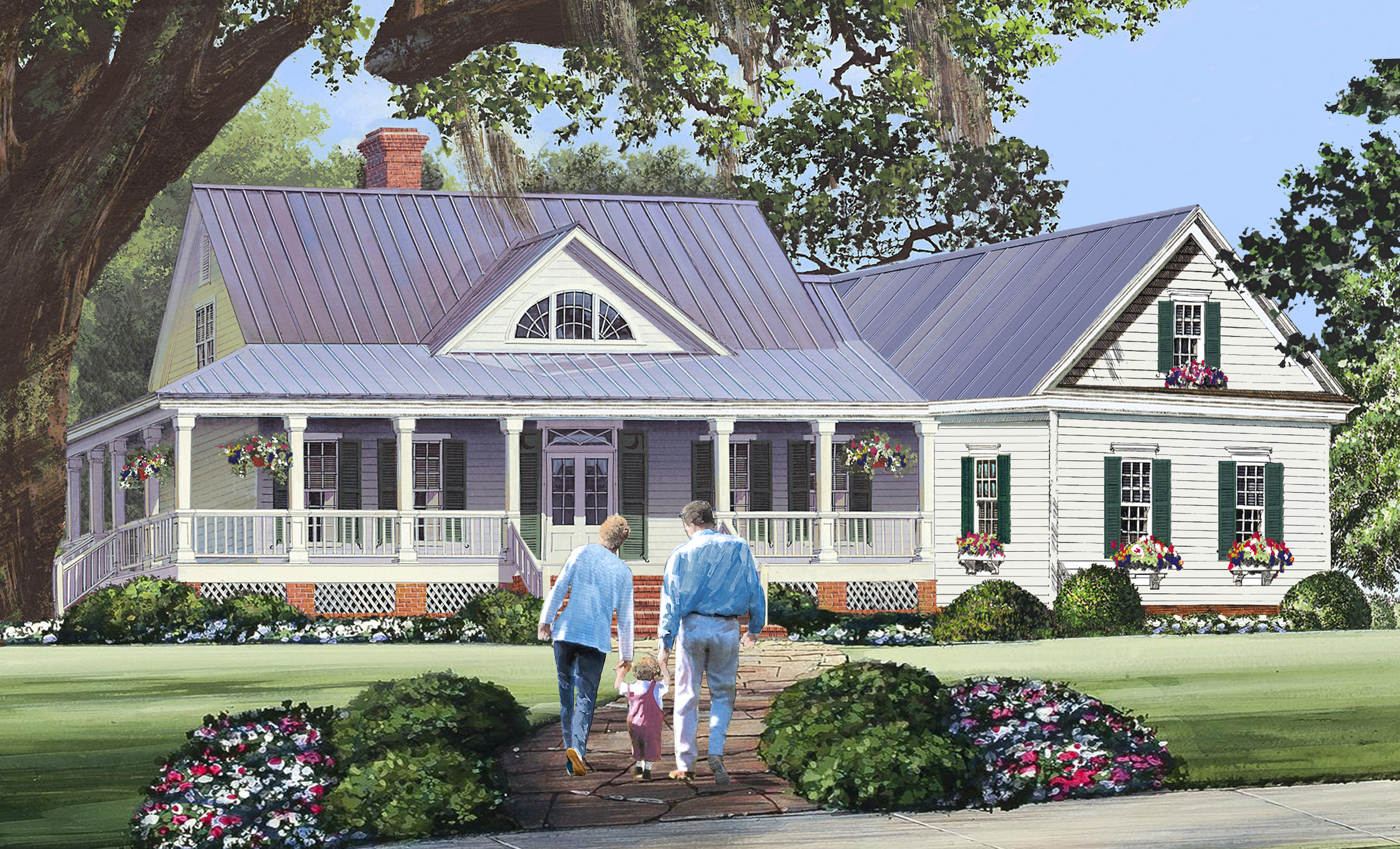 Country Cottage With Wraparound And Bonus Room   32640WP | Architectural  Designs   House Plans