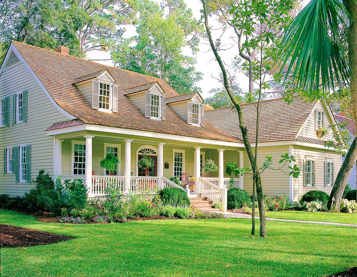 Southern House Plans Architectural Designs