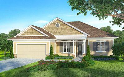 3 Bed Energy Super-Saving House Plan - 33006ZR thumb - 01