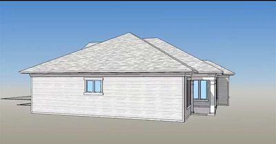 3 Bed Energy Super-Saving House Plan - 33006ZR thumb - 09