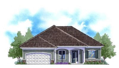 3 Bed Super Energy Efficient House Plan 33007zr