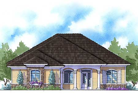 Super energy efficient house plan 33019zr 1st floor for Energy efficient house plans