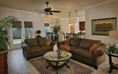 Energy Smart 3 Bedroom House Plan - 33026ZR thumb - 02