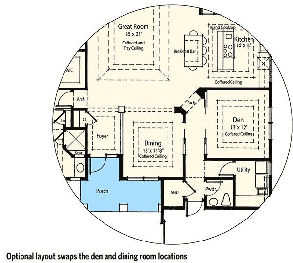 Architectural designs for Super efficient house plans