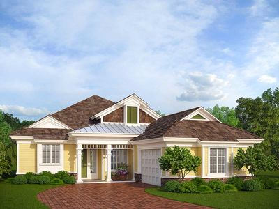 Super Energy Efficient House Plan with Options - 33027ZR thumb - 30