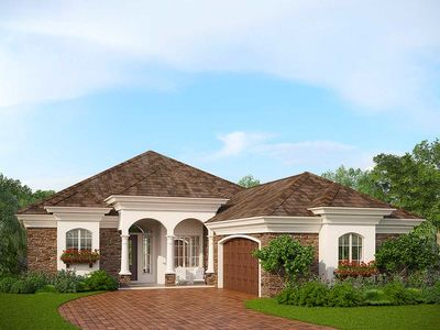 3 Bedroom Energy Efficient House Plan with Options - 33028ZR thumb - 01
