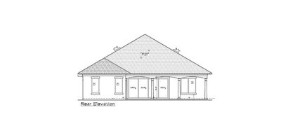 3 Bedroom Energy Efficient House Plan with Options - 33028ZR thumb - 14