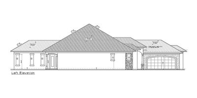 3 Bedroom Energy Efficient House Plan with Options - 33028ZR thumb - 15