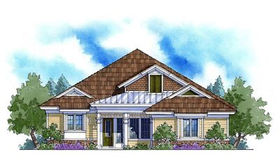 3 Bedroom Energy Efficient House Plan with Options - 33028ZR thumb - 08