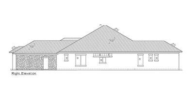 3 Bedroom Energy Efficient House Plan with Options - 33028ZR thumb - 16
