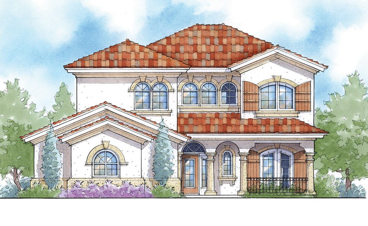 Sustainable living house plan 33035zr architectural for Green living house plans