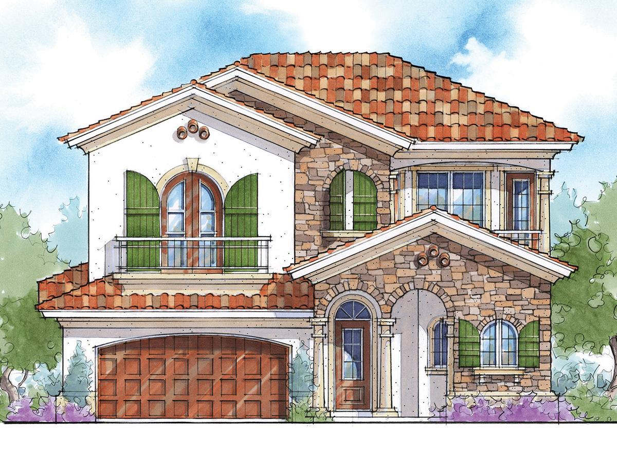 energy saving courtyard house plan 33047zr. Black Bedroom Furniture Sets. Home Design Ideas
