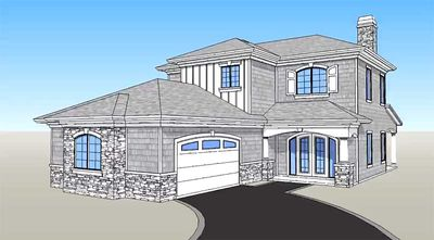 2 story energy smart home plan 33058zr architectural Energy smart home plans