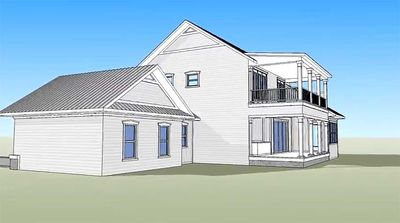 Net zero energy farmhouse 33090zr architectural for Net zero energy home plans