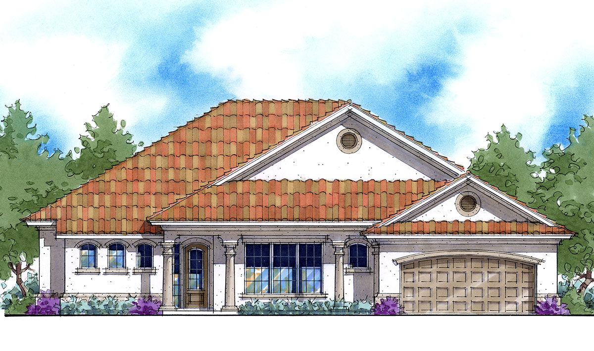 3 way energy smart home plan 33110zr architectural Energy smart home plans