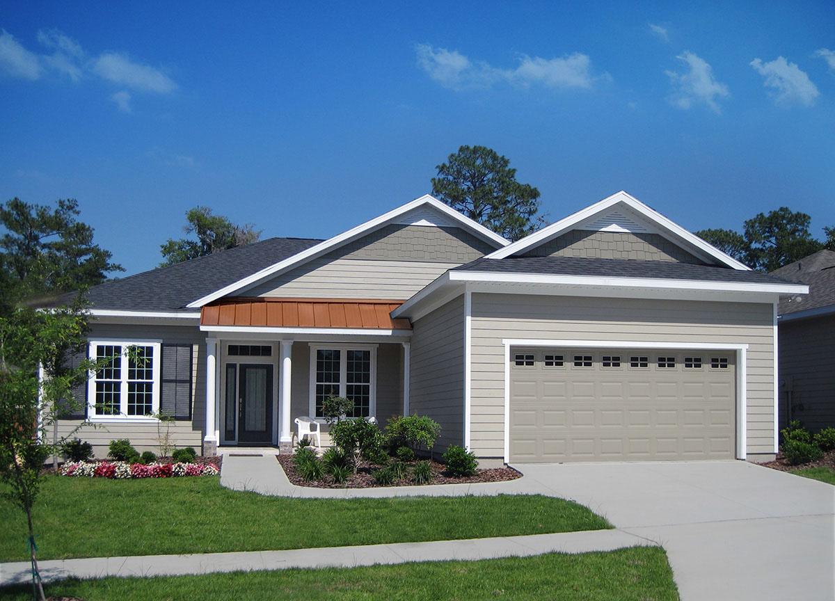 Net zero energy saver house plan 33117zr architectural for Architectural designs com