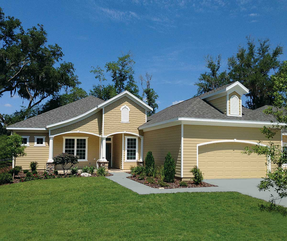 Energy Saving Ranch Home Plan - 33121ZR   Architectural Designs ...