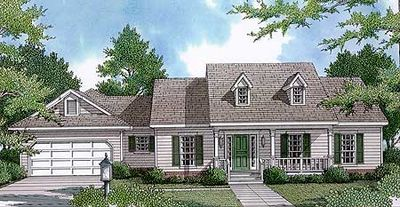 Adult Privacy in Farmhouse Plan - 3403VL thumb - 02