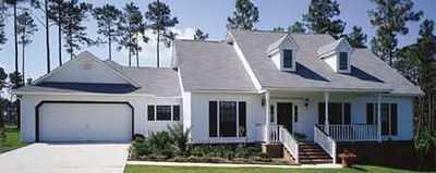 Adult Privacy in Farmhouse Plan - 3403VL thumb - 04