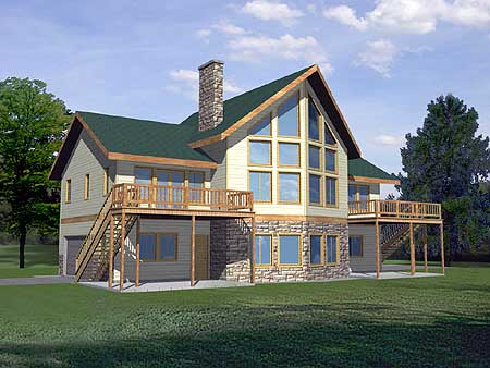 Wonderful House Plans With Views Images - Best Image Engine ...