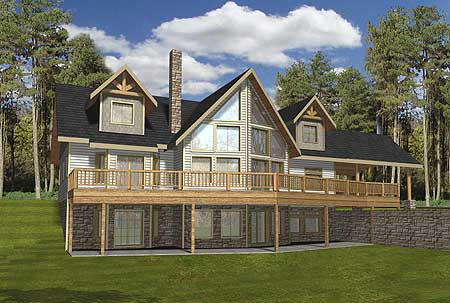 Magnificent Windows With Angled Garage 35352gh 1st