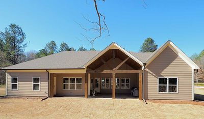 Craftsman House Plan with Angled Garage - 36031DK thumb - 09