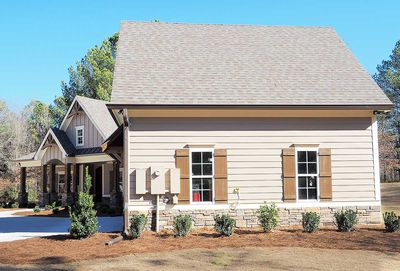 Craftsman House Plan with Angled Garage - 36031DK thumb - 12