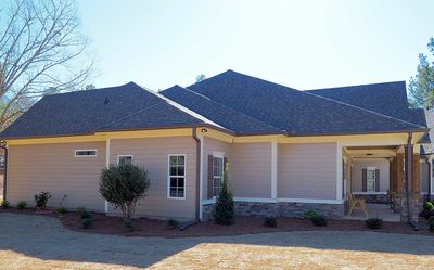 Craftsman House Plan with Angled Garage - 36031DK thumb - 15